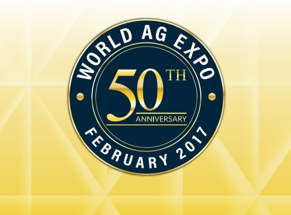 BRIDON CORDAGE EXHIBITING AT THE 2017 WORLD AG EXPO IN CALIFORNIA